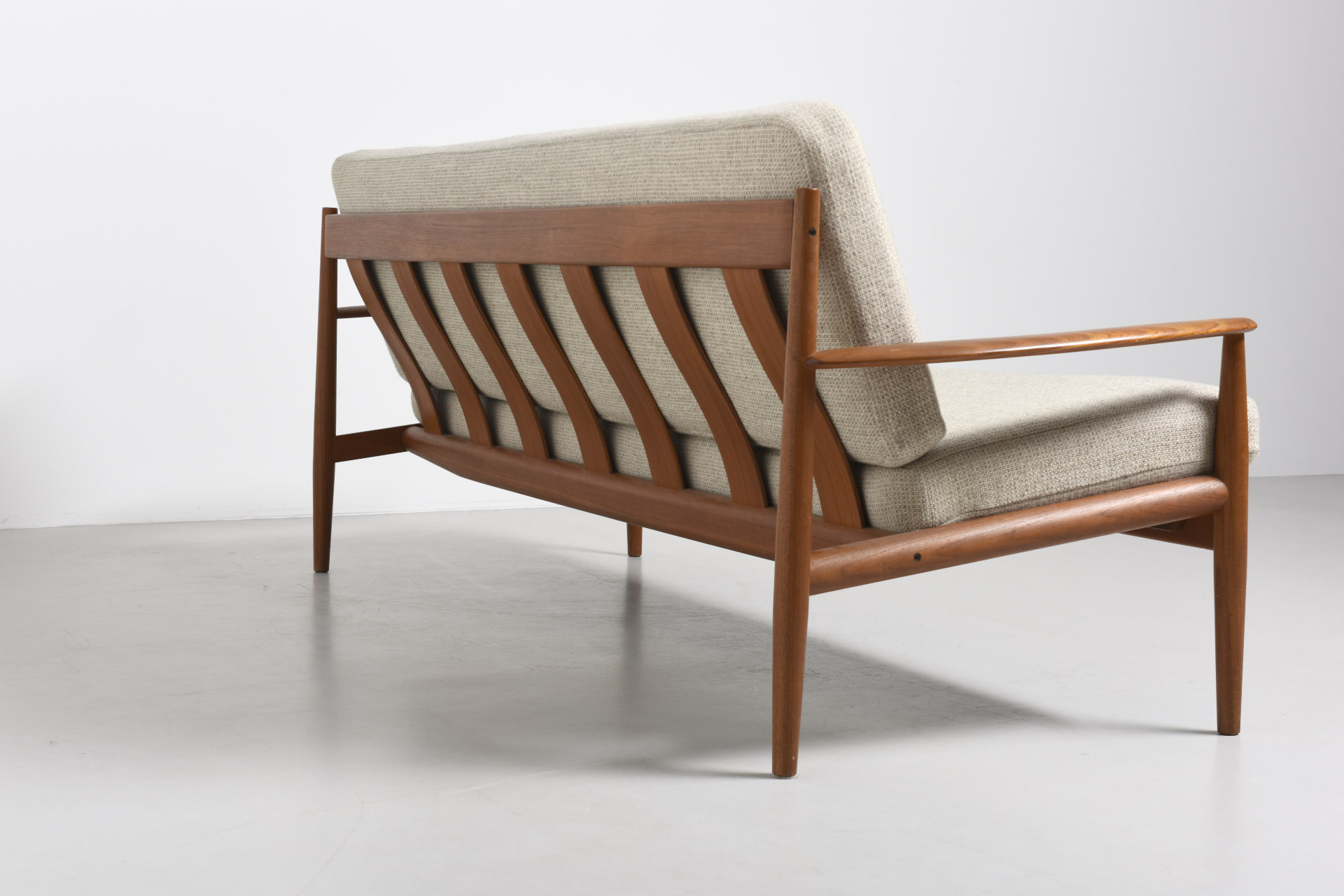 A teak sofa for France & Søn Grete Jalk — archive — Modest ...