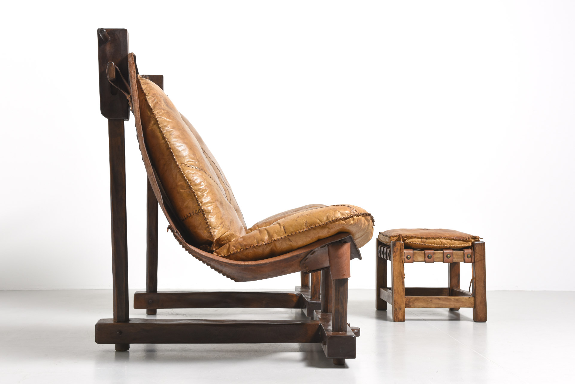Prime Ethnic Pair Of Lounge Chairs 1960S Archive Modest Furniture Ibusinesslaw Wood Chair Design Ideas Ibusinesslaworg