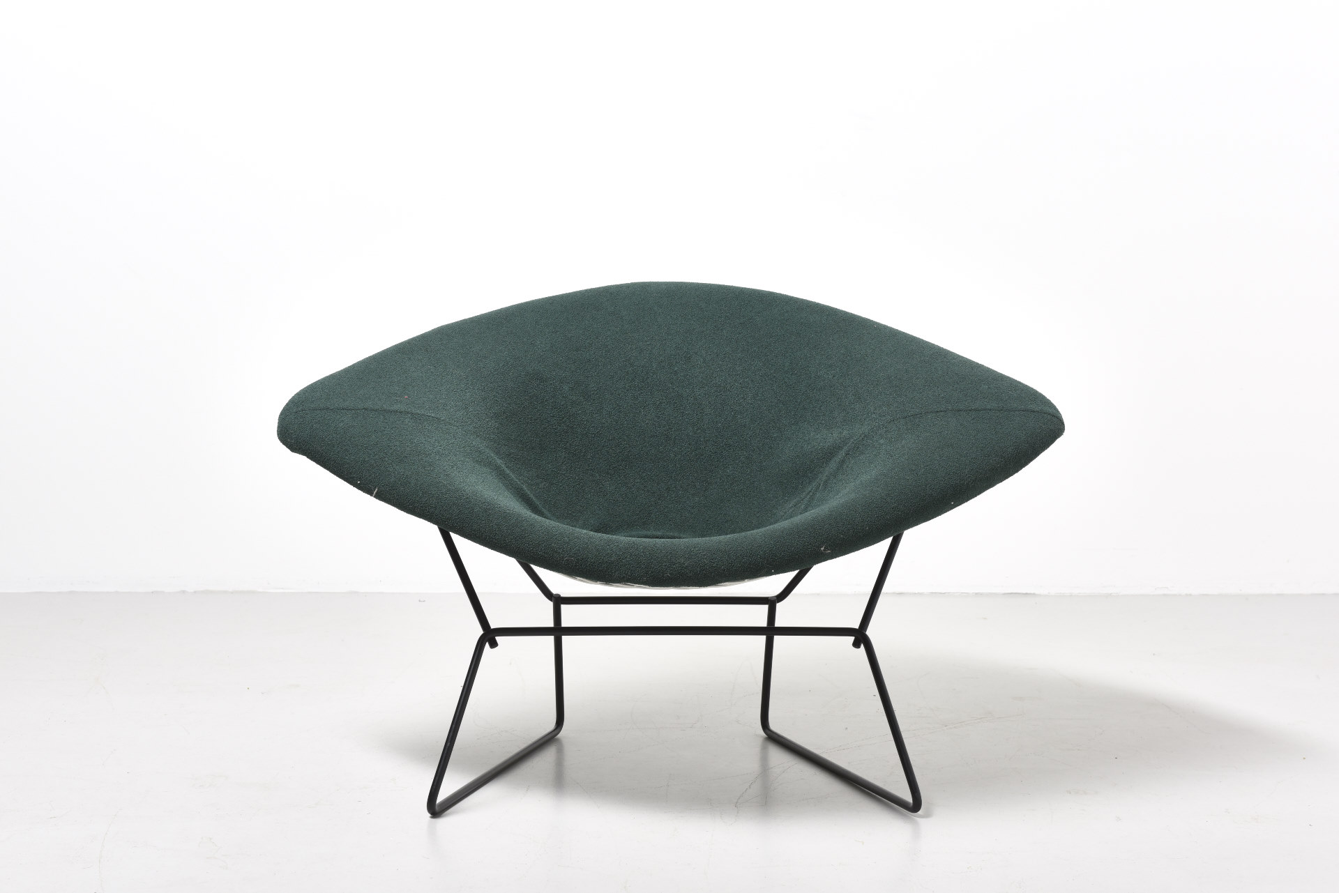 A Large Diamond Chair For Knoll Harry Bertoia Archive Modest