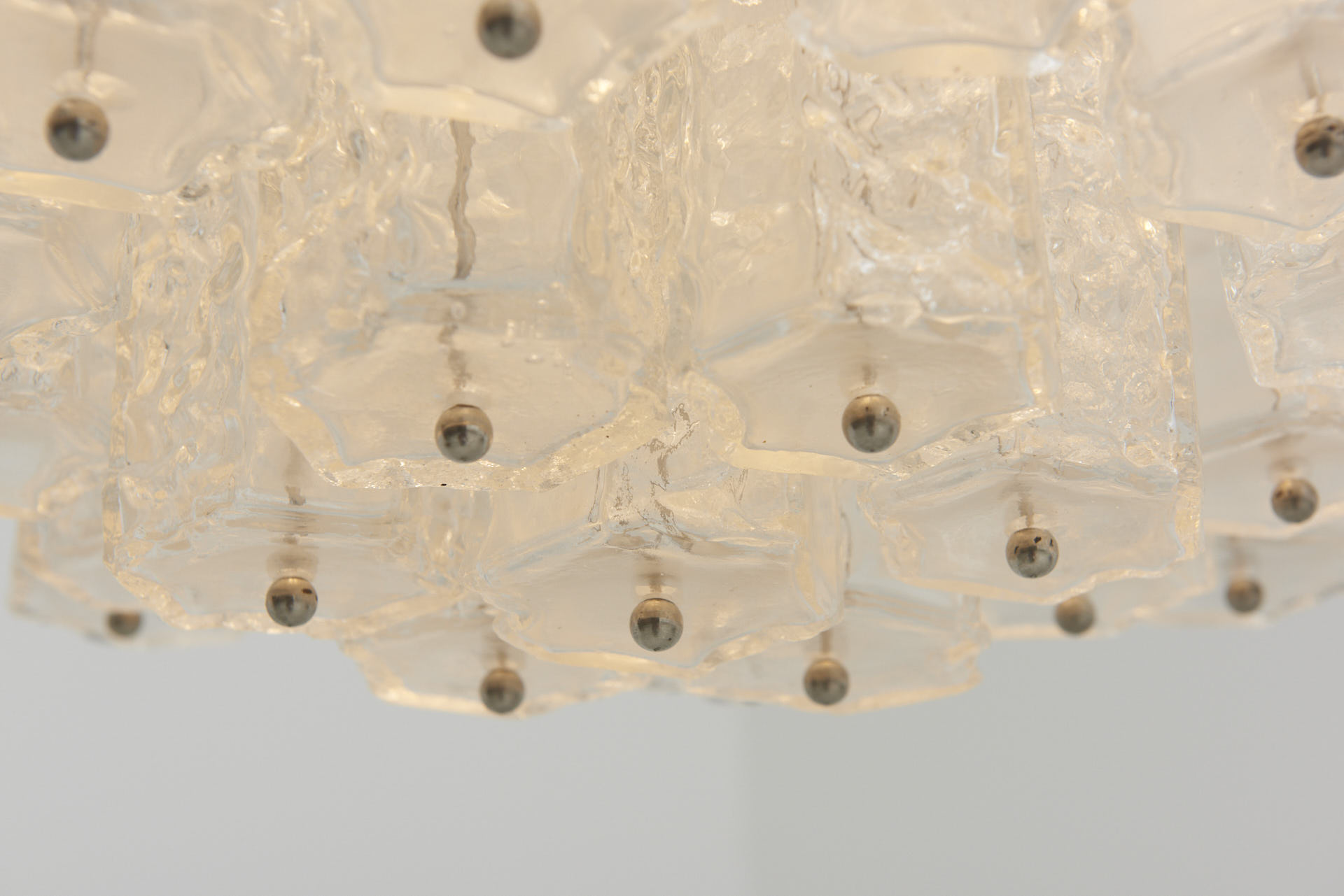 modest furniture vintage 1801 large glass chandelier style venini 06