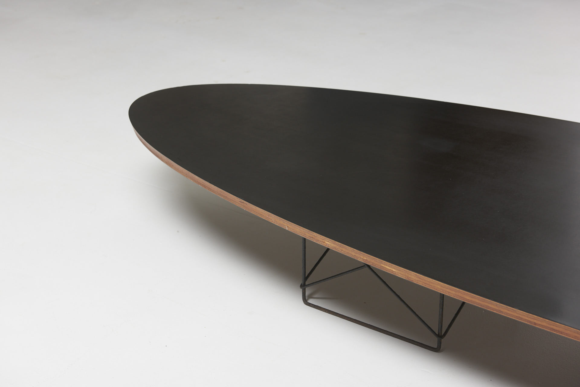 Eames Surfboard Coffee Table.Etr Surfboard Coffee Table Charles Ray Eames Archive Modest