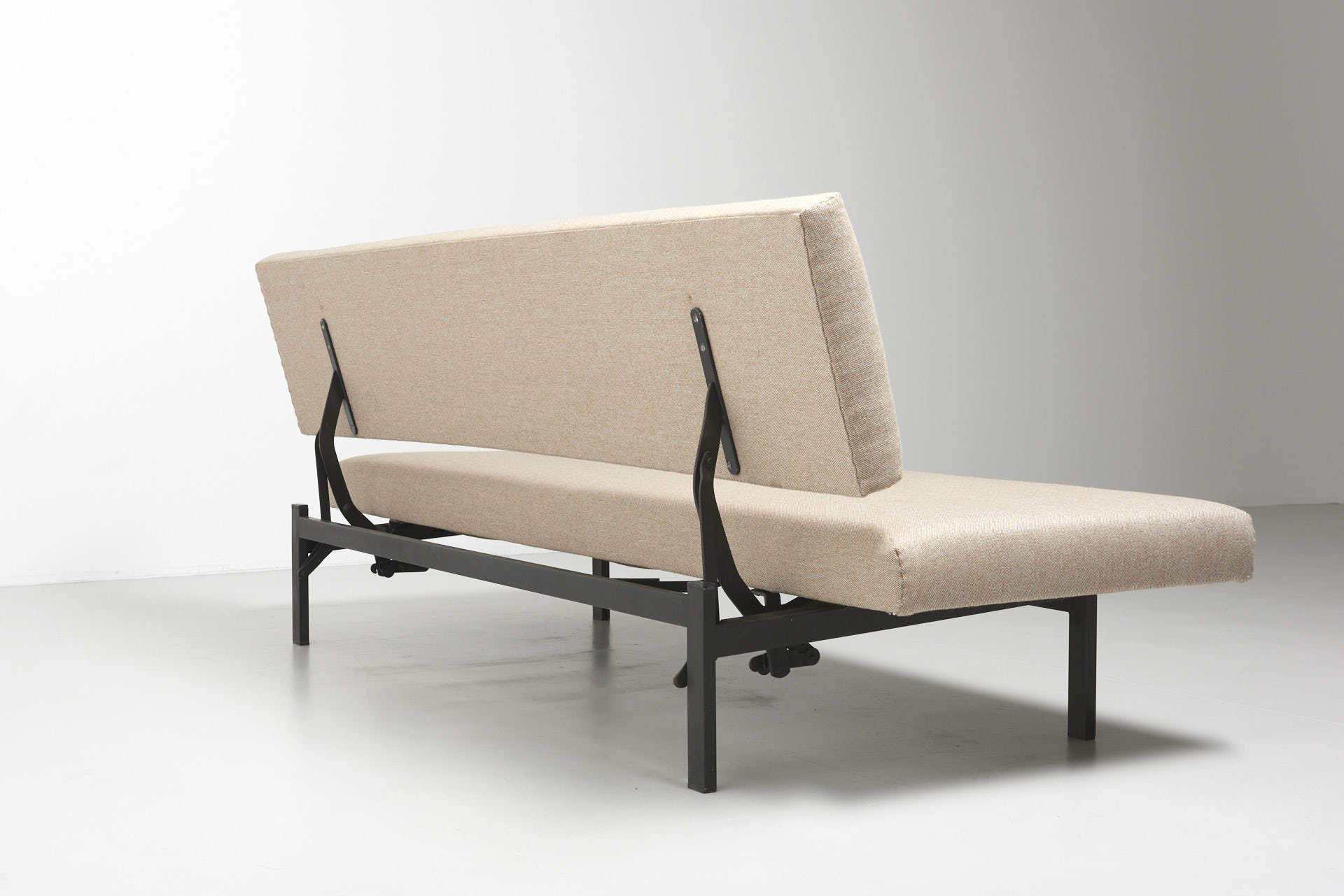 Industrial Sofa Bed 1950s Archive Modest Furniture