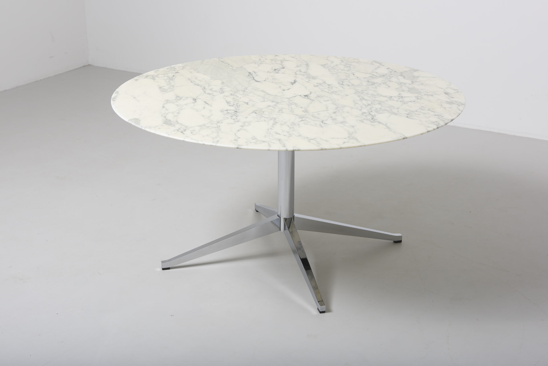 A Marble Dining Table By Knoll Int Florence Knoll Archive Modest Furniture