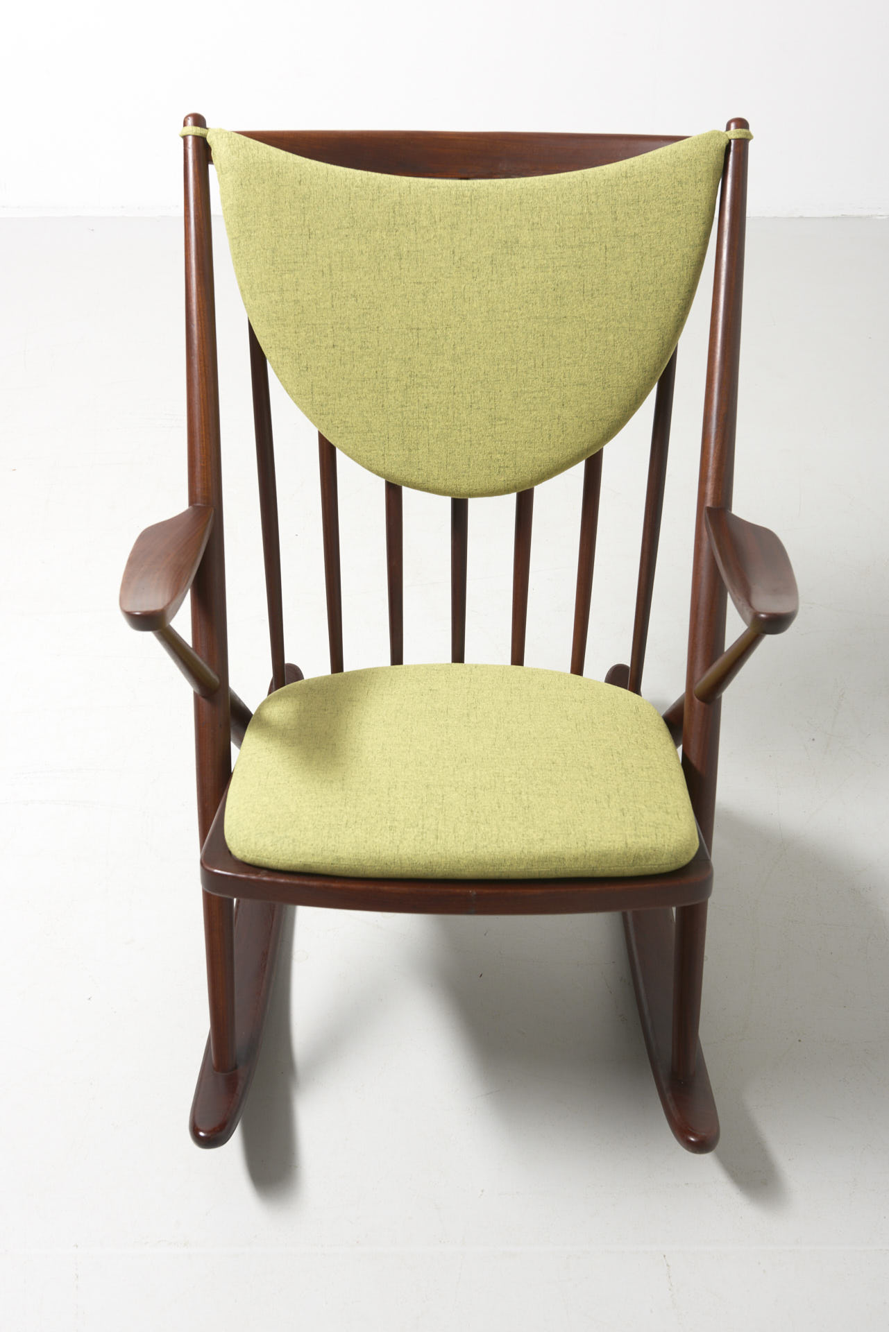 A Rocking Chair For Bramin Frank Reenskaug Archive