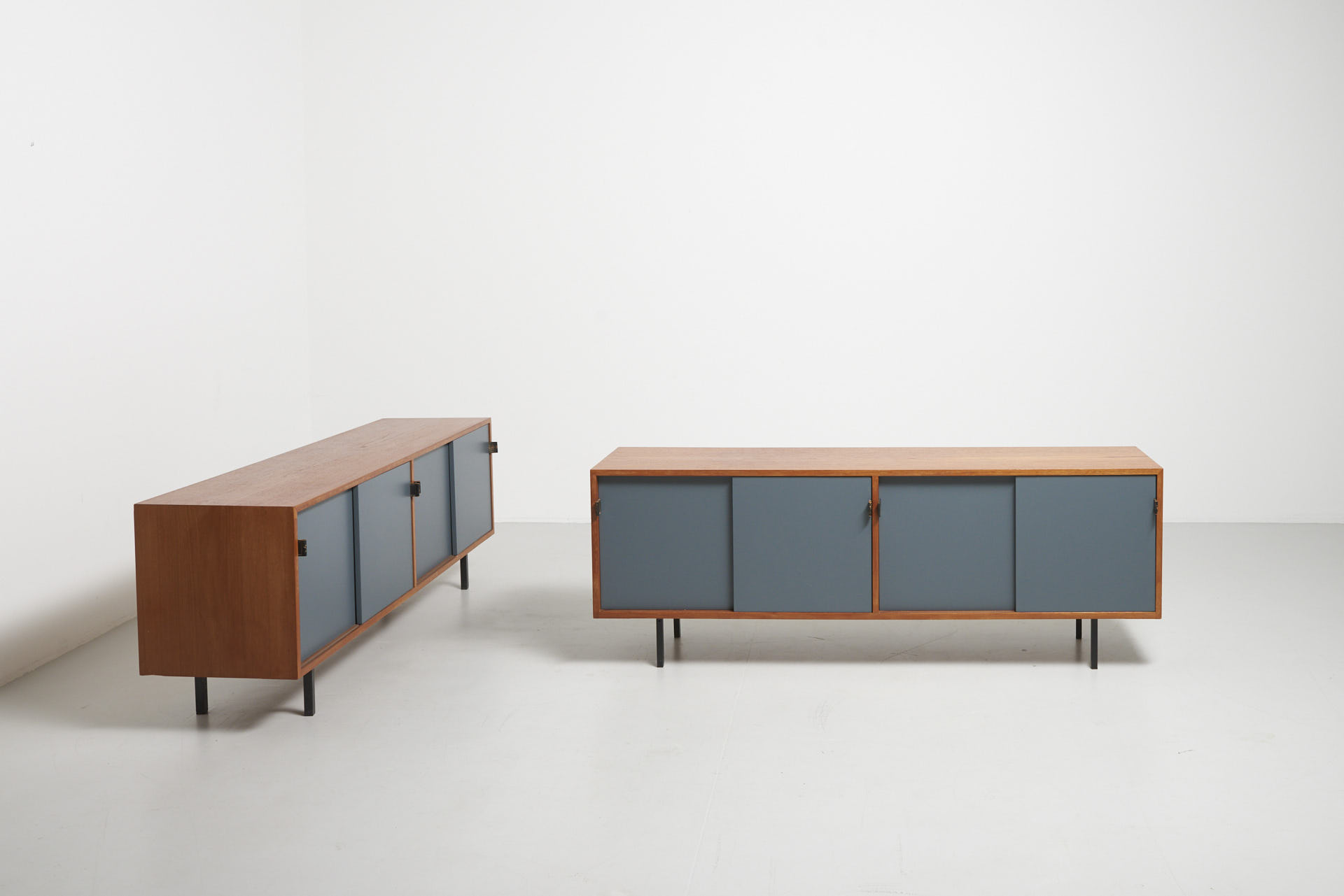 A Sideboard By Knoll Florence Knoll Archive Modest Furniture