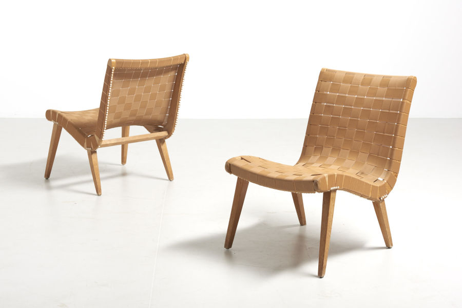modestfurniture-vintage-1881-jens-risom-easy-chairs-knoll-beige10