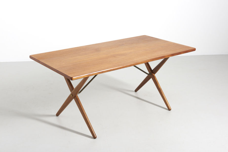 modestfurniture-vintage-2130-hans-wegner-crossleg-table-andreas-tuck-at-30307