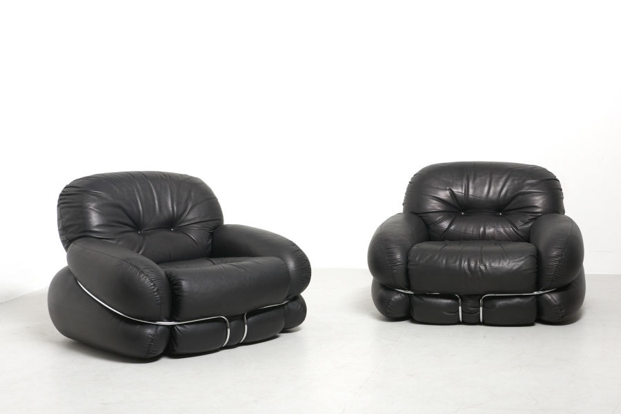 modestfurniture-vintage-2828-easy-chairs-black-leather-scarpa-style01