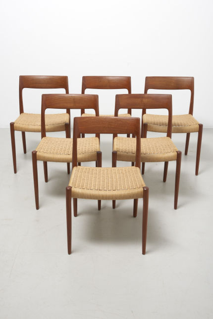 modestfurniture-vintage-2231-niels-moller-dining-chairs-model-77-papercord01
