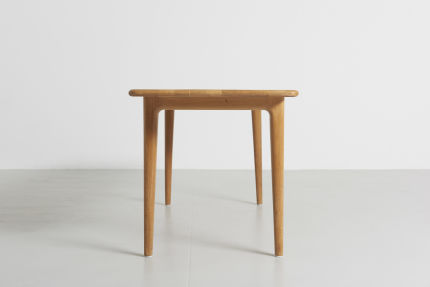 modest furniture vintage 1599 low table solid oak 04