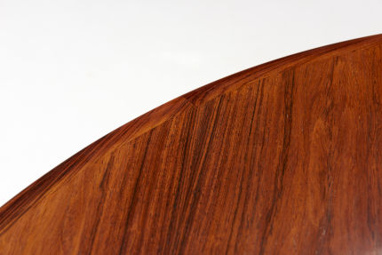 modest furniture vintage 1735 round rosewood dining table moller 05
