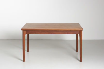 modest furniture vintage 1758 teak dining table henning kjaernulf 01
