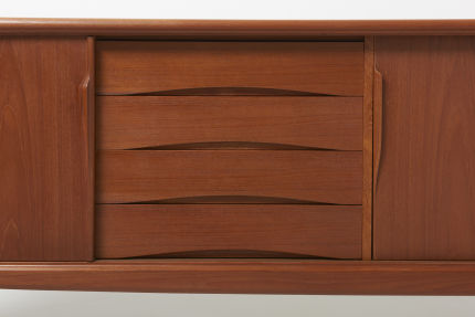 modest furniture vintage 1816 teak sideboard aco 07