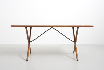 modestfurniture-vintage-2130-hans-wegner-crossleg-table-andreas-tuck-at-30306