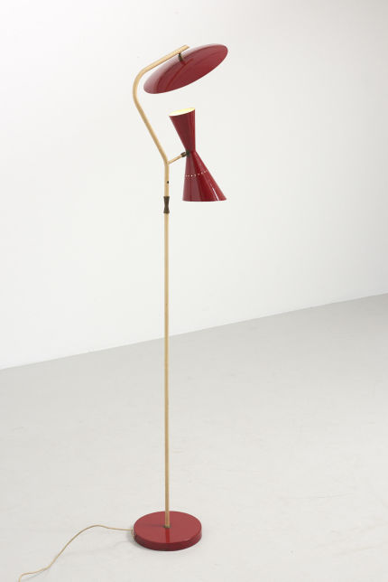 modestfurniture-vintage-2228-floor-lamp-red-indirect-up-down-red-shade-italy-195009