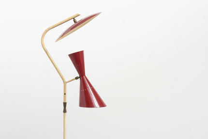 modestfurniture-vintage-2228-floor-lamp-red-indirect-up-down-red-shade-italy-195010
