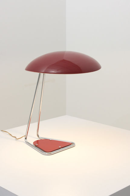 modestfurniture-vintage-2617-kaiser-table-lamp-red-shade01