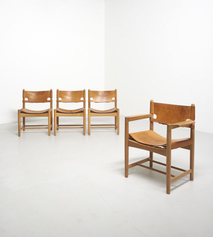 modestfurniture-vintage-2669-borge-mogensen-spanish-dining-chairs-fredericia-model-3237-323802