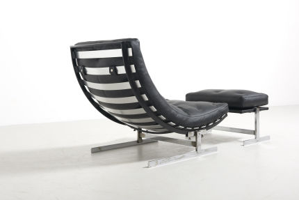 modestfurniture-vintage-2383-lounge-chair-with-ottoman-black-leather-chrome-frame04