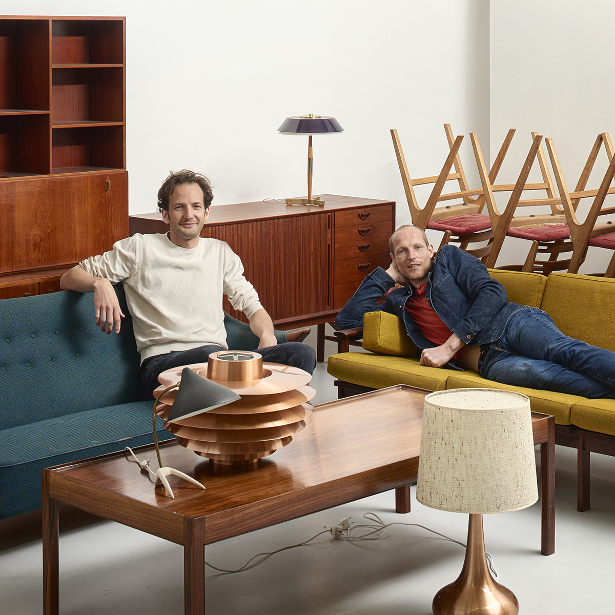 A Gallery For 20th Century Design And Art Modest Furniture